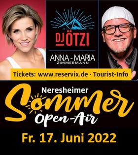 Bild: Sommer-Open-Air mit DJ Ötzi & Anna-Maria Zimmermann