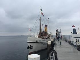 Bild: Emsfahrt von Emden nach Leer