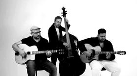 Jazz unter Palmen - Häfler Jazz Trio feat. Sandro Roy
