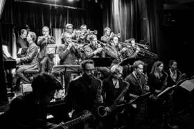 Bild: Christoph Moschberger & Kicks´n Sticks Big Band - Concerto for trumpet
