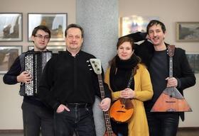 Bild: Exprompt – Balalaika-Quartett aus Russland