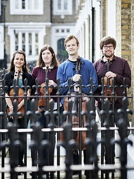 Bild: Castalian String Quartet