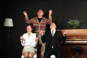 Bild: Tourneetheater Stuttgart: Die Wunderübung - Gastspiel