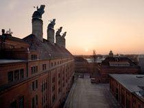 Verlassene Orte - Schultheiss Fabrik - Die Schultheiss-Mälzerei am Südgelände