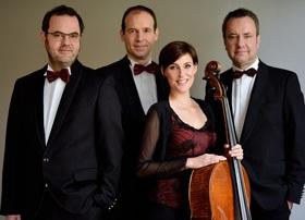 Bild: Kammerkonzert mit dem Reinhold Quartett & Ulrich Noethen