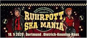 Bild: Ruhrpott SKA Mania - The Clarendonians//Pressure Tenants//Los Fastidios//Intensified