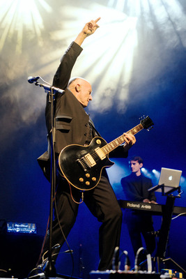 Bild: Midge Ure & Band Electronica - highlights from vienna + greatest hits