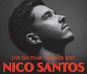 Zucker Wag & Häusel Festival - NICO SANTOS - Live on Tour - Summer 2021