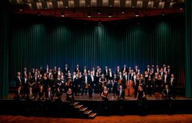 2. Konzert: Ludwig van Beethoven Sinfonie Nr. 9 d-Moll, op. 125