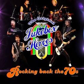 Juke Box Heroes - The Original Bandmembers 60th and 70th