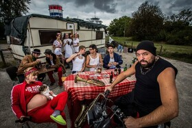 Bild: Dr. Aleks & The Fuckers - Sexy Gypsy Balkan Action