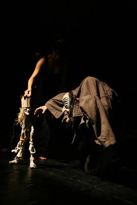 Bild: Figurentheater Wilde & Vogel und Grupa Coincidentia zeigen