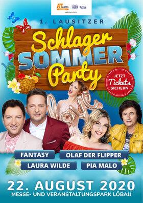 Bild: Die 1. Schlager-Sommer-Party mit Fantasy uvm. - mit Pia Malo, Laura Wilde, Olaf dem Flipper