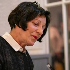 Bild: Die letzte deutsche Literaturnobelpreisträgerin im Rampenlicht