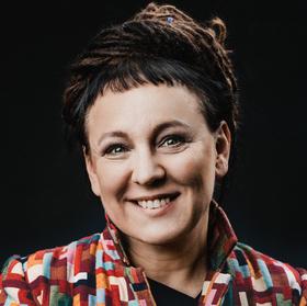 Bild: Die aktuelle Literaturnobelpreisträgerin exklusiv auf Usedom: Olga Tokarczuk