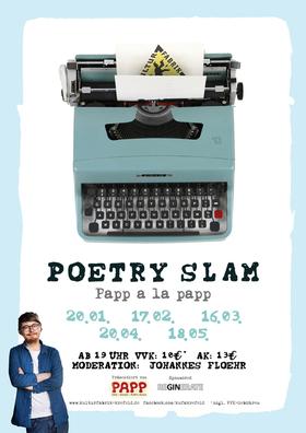 Papp a la Papp Poetry Slam