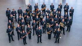 Bild: Benefizkonzert des Bundespolizeiorchesters München - Leitung von Jos Zegers