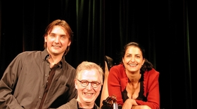 Bild: London Love  • Musikspiel auf feine englische Art - Premiere • Stalburg Trio: Ingrid El Sigai, Markus Neumeyer, Frank Wolff