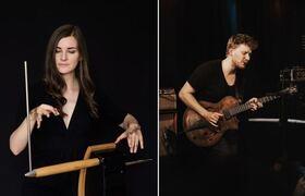 Carolina Eyck & Bertram Burkert / Bodenseefestival