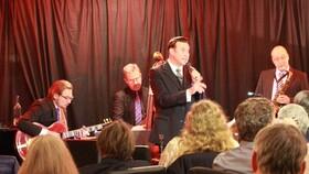 Cole Chandler Quartet - Jazz- und Swingkonzert