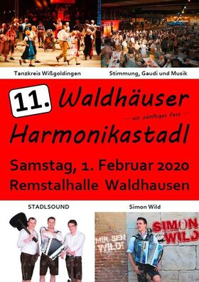 Bild: 11. Waldhäuser Harmonikastadl -