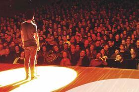 Bild: Poetry Slam Meisterschaften