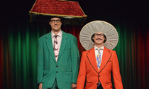 Bild: Varieté - ANDY CLAPP & INGO KNITO  Comedy-Magic & Magic-Comedy