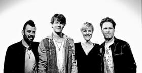 Bild: Die Popkantor-Band - Til von Dombois und die Popkantor Band
