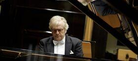 """Bild: Justus Frantz """"Beethoven Klavierkonzert"""""""