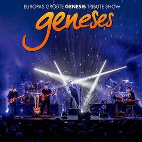 Bild: GENESES  A Genesis Déjà-Vu - Tour 2020/2021 - GENESES  A Genesis Déjà-Vu - Tour 2020/2021