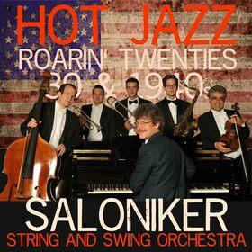 Bild: Jazzfrühschoppen - Saloniker String and Swing Orchestra