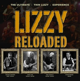 Bild: Lizzy Reloaded - Tribute of Thin Lizzy