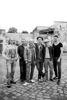Bild: Alexander Scheer | Andreas Dresen - & Band spielen Gundermann - Tour 2020