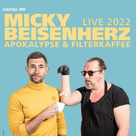 "MICKY BEISENHERZ - ""Apokalypse & Filterkaffee – LIVE 2020"""