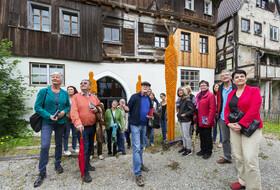 Historische Stadtführung - Leutkirch im Allgäu