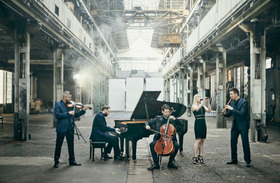 Bild: Spark – Die klassische Band | Bach - Berio - Beatles