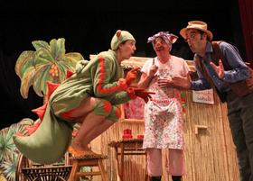 Bild: Theater Fritz und Freunde: Urmel aus dem Eis - KONZERT VERLEGT VOM 22.03.2020 AUF 13.09.2020.  TICKETS BEHALTEN IHRE GÜLTIGKEIT!