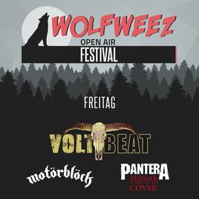 Bild: Wolfweez OpenAir Festival