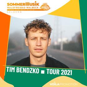 Bild: TIM BENDZKO – Jetzt bin ich ja hier – Tour 2021
