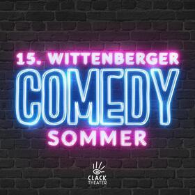 Bild: 15. Comedy Sommer Festival - CLACK Theater-Ensemble und Johann Theisen