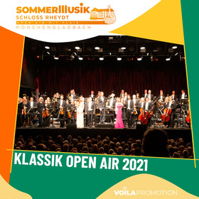 Bild: KLASSIK OPEN AIR 2020