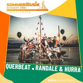 Bild: QUERBEAT – RANDALE & HURRA