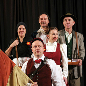Bild: Hambacher Fest-Bankett - Theater & Kulinarik
