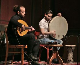 """Bild: """"Orientalische Musikabend"""