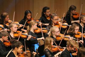 Bild: 30 Jahre Deutsche Einheit: Deutsche Streicherphilharmonie