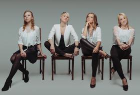Bild: MEDLZ - Beste weibliche A-Cappella-Popband Europas