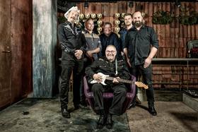 Bild: Duke Robillard mit Wentus Blues Band - Duke Robillard mit Wentus Blues Band
