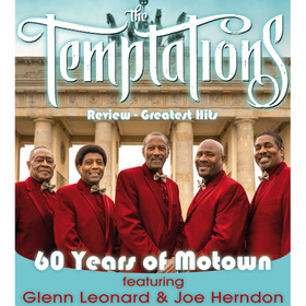 Bild: The Temptations Review - feat. Glenn Leonard & Joe Herndon - 60 Jahre Motown Gold-Greatest Hits Tour 2020