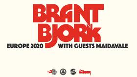 Bild: Brant Bjork - + special guest MaidaVale
