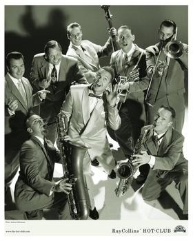 Bild: Scala Rock´n´Roll Gala - Mit Ray Collins´ Hot-Club und vielen mehr...